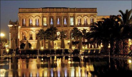 Ciragan Palace Hotel, Istanbul
