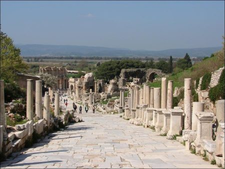 Ephesus Izmir Sights and local attractions