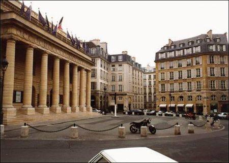 Place de l'Odeon, Paris