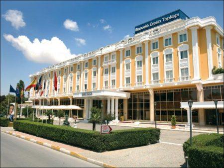 Topkapi Eresin Hotel, Istanbul
