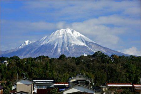 Daisen Mountain Japan
