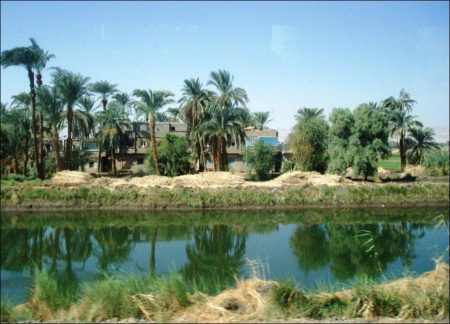 The Nile Valley Egypt