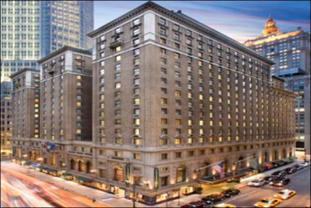 The Roosevelt Hotel, Manhattan New York