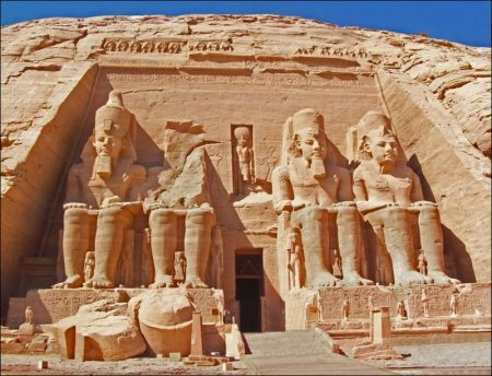 All About Abou Simbel Temple in Egypt
