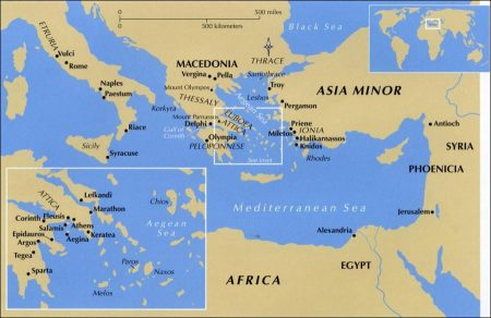 Mediterranean Sea: The heart of the Old World