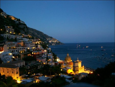 Capri: A picturesque island and tourist attraction in Italy