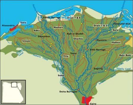 Egypt: The Nile Delta
