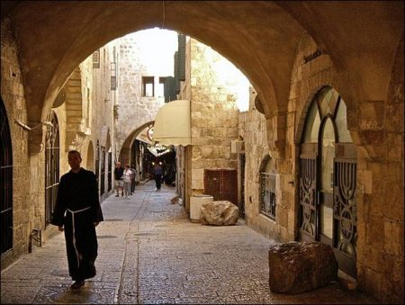 Jerusalem Old City: The Sacred Place For Muslims, Christians