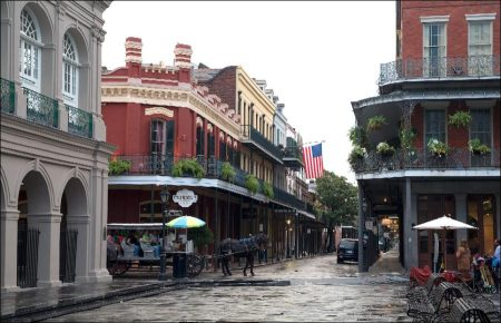 A Brief History of New Orleans French Quarter