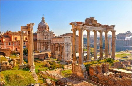 Rome: The Roman Forum