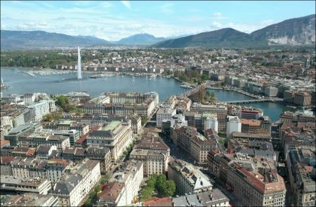 Geneva: An international city in Switzerland