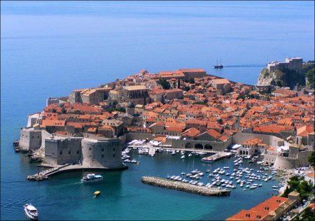 Traveling to Dubrovnik, Croatia
