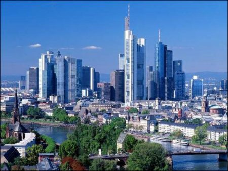 Frankfurt: Once upon a time Goethe lived there