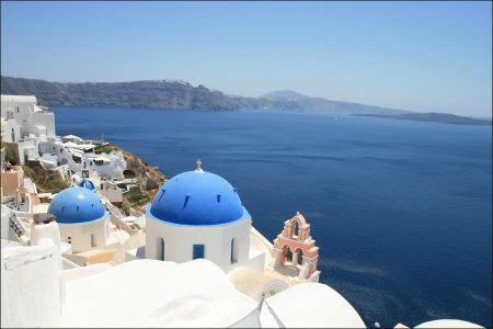 All About Santorini Island in Greece