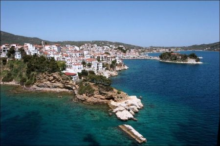 Adventure and Relaxation in Skiathos, Greece