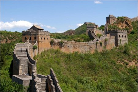 A Trip to Great Wall of China