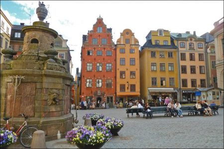 Stockholm: Sophisticated City in Europe