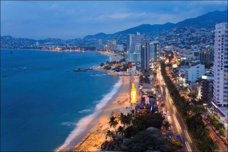 Acapulco: Mexico's oldest and most well-known beach resort