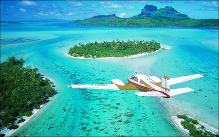 Welcome to Bora Bora Island