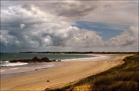 Brittany Seaside at Atlantic Coast