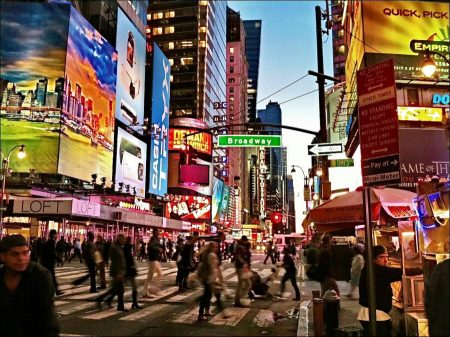 Broadway: The Longest and Most Fantastic Street in the World