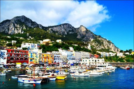 All About Capri in Italy