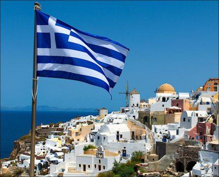 Vacation Days in Corfu, Greece