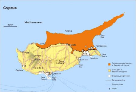 Cyprus: The Divided Touristic Paradise