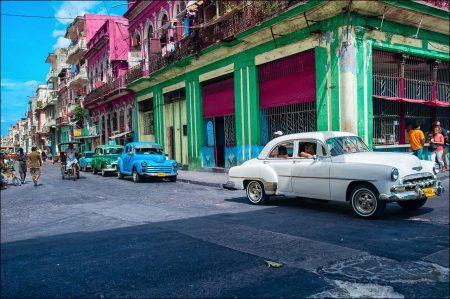 Welcome to Havana, Capital of Cuba