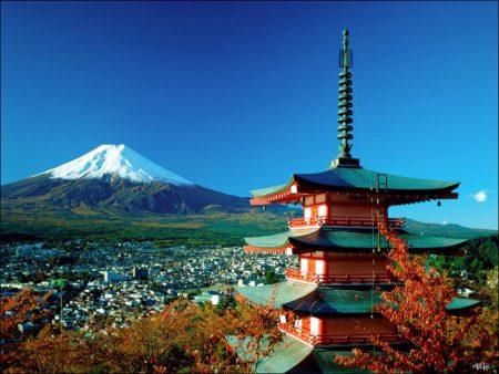 Japan: From Kyoto to Tokyo, Mount Fuji, Kyushu Island, Korea