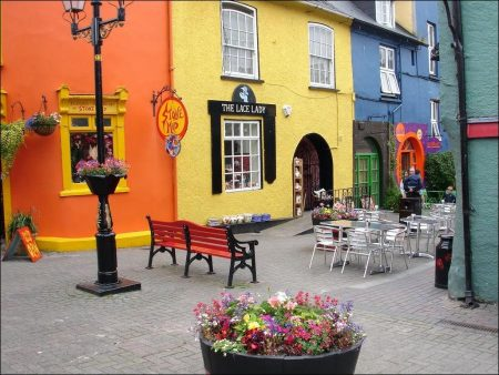 Kinsale: Colourful town by the bay in Ireland