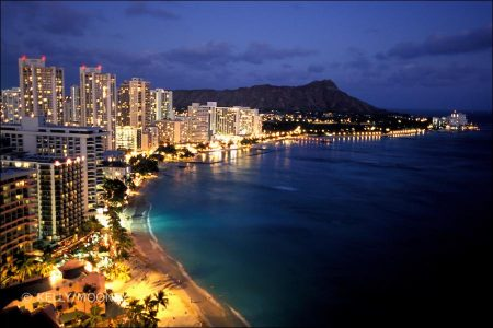 Nightlife in Hawaii