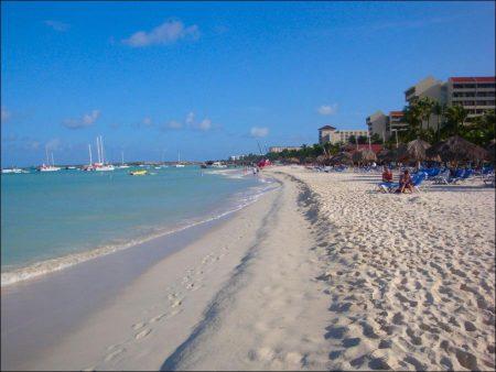 Aruba: The island, the beach, the waves, the sun and the fun