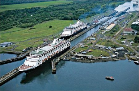 Traveling to Panama and Panama Canal