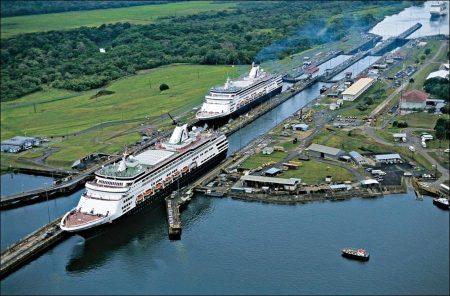 Traveling to Panama and Panama Canal