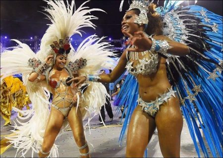 Rio Carnival is Like a Fairytale