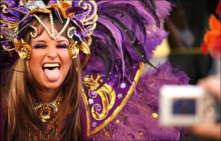 Rio Carnival is Like a FairytaleRio Carnival is Like a Fairytale