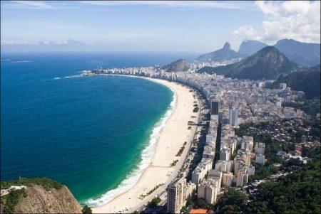 Rio de Janeiro Hightlights and Copacabana