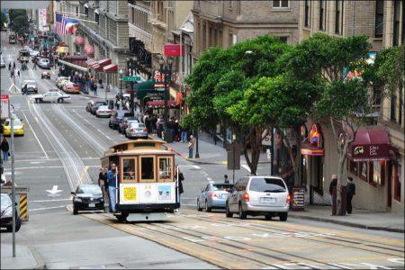 Focusing on San Francisco