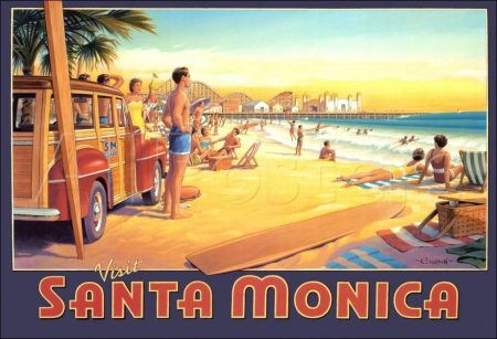 Santa Monica: Famed resort town by the early 20th century