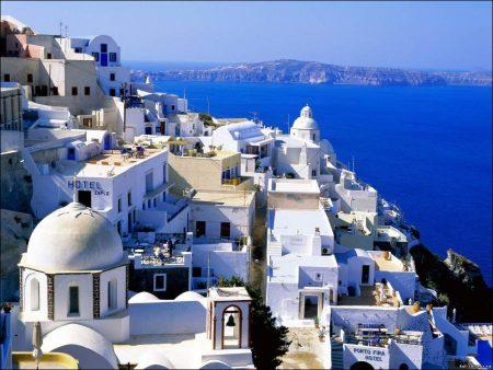 Santorini and the Legend of Atlantis