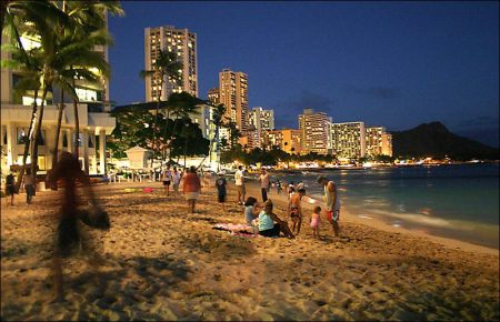 Welcome to Waikiki, the Exotic Paradise