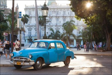 Havana, Cuba as a New Travel Destination