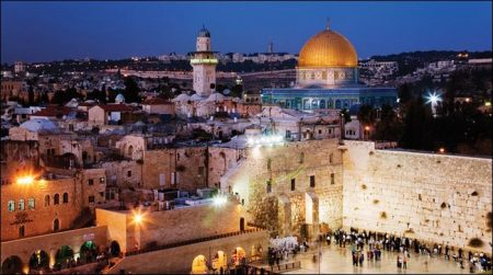 Discover the Past, Present, and Future of the Holy Land in 11 Days