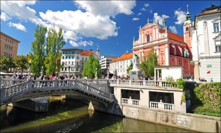 What to see in Ljubljana, Slovenia