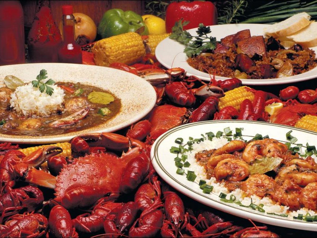 The Creole Food Of New Orleans